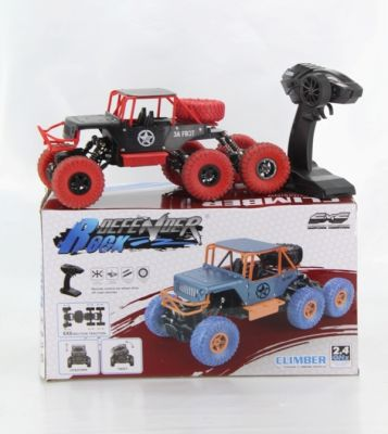 A1108985-3B 1:10 6X6 OFROAD ROCK CLIMBER
